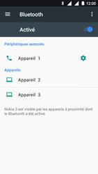 Nokia 3 - Bluetooth - connexion Bluetooth - Étape 10