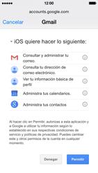 Apple iPhone 6 iOS 8 - E-mail - Configurar Gmail - Paso 8