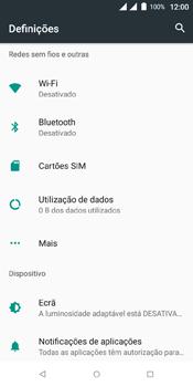 Wiko View Dual SIM - Internet no telemóvel - Como ativar os dados móveis -  4