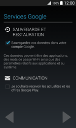 Samsung J100H Galaxy J1 - Applications - Créer un compte - Étape 13