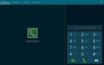Samsung T805 Galaxy Tab S - Messagerie vocale - Configuration manuelle - Étape 4