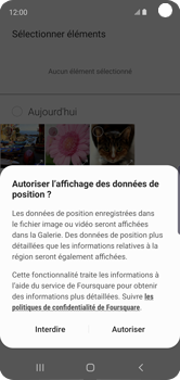 Samsung Galaxy S10e - E-mail - envoyer un e-mail - Étape 14