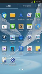 Samsung N7100 Galaxy Note II - Applications - Downloading applications - Step 3