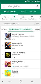 Samsung Galaxy J6 - Aplicativos - Como baixar aplicativos - Etapa 6