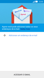 Asus Zenfone 2 - Email - Como configurar seu celular para receber e enviar e-mails - Etapa 6