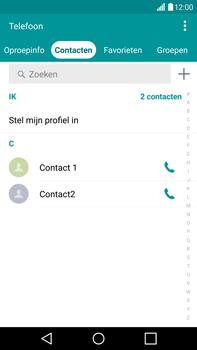 LG H815 G4 - Contactgegevens overzetten - delen via Bluetooth - Stap 4