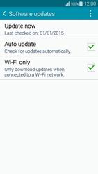 Samsung Galaxy A3 (2016) - Network - Installing software updates - Step 7