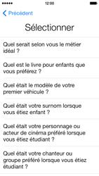 Apple iPhone 5s - Premiers pas - Créer un compte - Étape 23