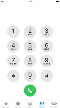 Apple iPhone 7 Plus - iOS 13 - SMS - Manual configuration - Step 5