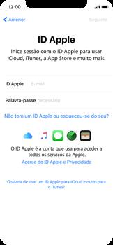 Apple iPhone X - Primeiros passos - Como ligar o telemóvel pela primeira vez -  16