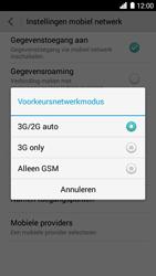 Huawei Ascend G6 - Netwerk - Wijzig netwerkmodus - Stap 6