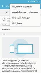 Samsung Galaxy S7 - WiFi - Mobiele hotspot instellen - Stap 8