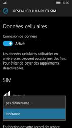 Acer Liquid M330 - Internet - Désactiver du roaming de données - Étape 7