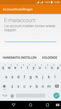 Acer Liquid Z630 - E-mail - e-mail instellen: IMAP (aanbevolen) - Stap 6