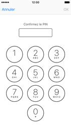 Apple iPhone SE - Sécuriser votre mobile - Personnaliser le code PIN de votre carte SIM - Étape 10