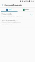 Samsung Galaxy J2 Prime - Rede móvel - Como selecionar o tipo de rede adequada - Etapa 9