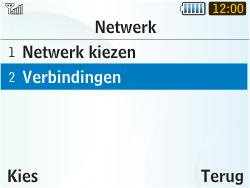 Samsung S3350 Chat 335 - Internet - handmatig instellen - Stap 6
