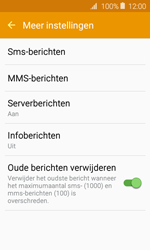 Samsung Galaxy J1 (2016) (J120) - SMS - SMS-centrale instellen - Stap 7