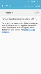 Samsung Galaxy S7 Edge - Wi-Fi - Como ligar a uma rede Wi-Fi -  5