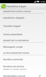 Alcatel Pop S3 (OT-5050X) - Messagerie vocale - configuration manuelle - Étape 7