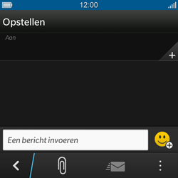 BlackBerry Q10 - MMS - hoe te versturen - Stap 4
