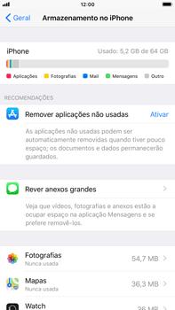 Apple iPhone 8 Plus - Aplicações - Desinstalar/remover aplicação -  8