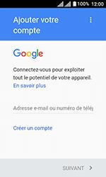 Alcatel U3 - E-mails - Ajouter ou modifier votre compte Gmail - Étape 8