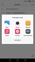 Huawei GT3 - E-mail - Hoe te versturen - Stap 12