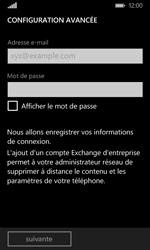 Microsoft Lumia 435 - E-mail - Configuration manuelle - Étape 8