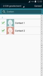 Samsung I9195i Galaxy S4 mini VE - Contacten en data - Contacten kopiëren van toestel naar SIM - Stap 11