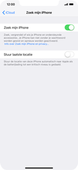 Apple iPhone XS Max - Toestel - stel