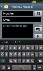 Samsung Galaxy S3 Mini - Contact, Appels, SMS/MMS - Envoyer un MMS - Étape 11