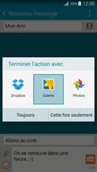 Samsung A500FU Galaxy A5 - MMS - envoi d'images - Étape 16