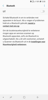 Samsung galaxy-a6-plus-sm-a605fn-ds - Bluetooth - Aanzetten - Stap 5