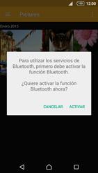 Sony Xperia Z5 - Bluetooth - Transferir archivos a través de Bluetooth - Paso 12