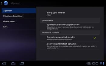 Huawei Mediapad S7-301u - Internet - Handmatig instellen - Stap 13