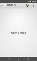 Sony D2005 Xperia E1 - E-mail - Handmatig instellen - Stap 18