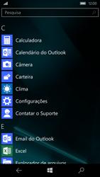 Microsoft Lumia 550 - Internet (APN) - Como configurar a internet do seu aparelho (APN Nextel) - Etapa 3