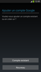Samsung I9505 Galaxy S IV LTE - E-mail - Configuration manuelle (gmail) - Étape 9