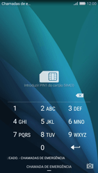 Huawei P8 Lite - Primeiros passos - Como ligar o telemóvel pela primeira vez -  3