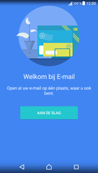 Sony Xperia X (F5121) - E-mail - Account instellen (POP3 zonder SMTP-verificatie) - Stap 4