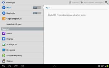 Samsung N8000 Galaxy Note 10-1 - Internet - Internet gebruiken in het buitenland - Stap 6