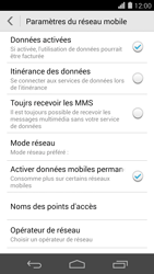 Huawei Ascend P7 - Internet - activer ou désactiver - Étape 5