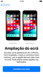 Apple iPhone 7 - iOS 12 - Primeiros passos - Como ligar o telemóvel pela primeira vez -  29