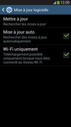 Samsung I9195 Galaxy S IV Mini LTE - Réseau - Installation de mises à jour - Étape 8