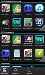 BlackBerry Z10 - Applications - Télécharger une application - Étape 10