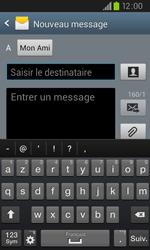 Samsung I9105P Galaxy S II Plus - MMS - envoi d'images - Étape 8