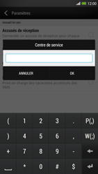 HTC One Max - SMS - configuration manuelle - Étape 9