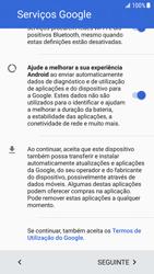 Samsung Galaxy S7 Edge - Android Nougat - Primeiros passos - Como ligar o telemóvel pela primeira vez -  11