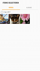 Samsung G920F Galaxy S6 - Android Nougat - MMS - Afbeeldingen verzenden - Stap 13